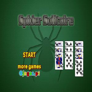 Solitario Spider 1 palo fácil